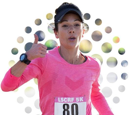 LSCRF Pink Path Run