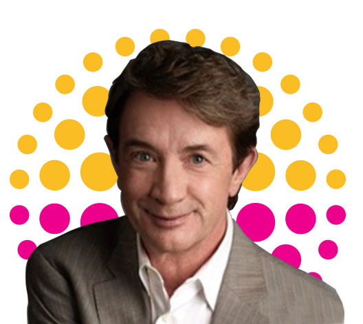 Fall Benefit Luncheon Event Photo - Martin Short